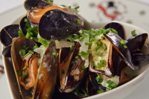 Healthy Benefits Mussels