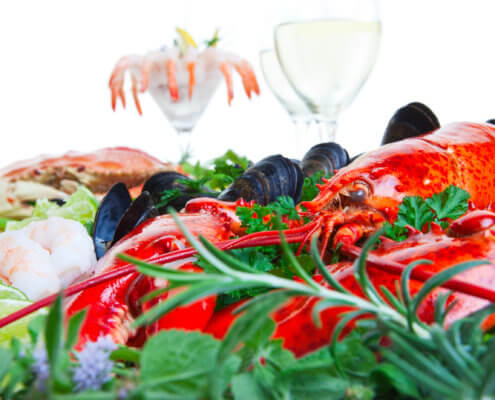 health benefits of shellfish