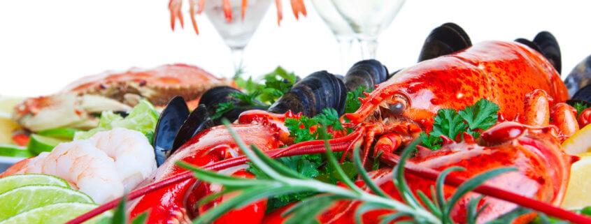 health benefits of shellfish