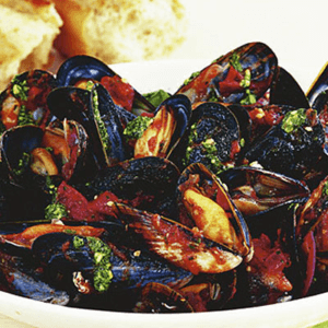 mussel recipe
